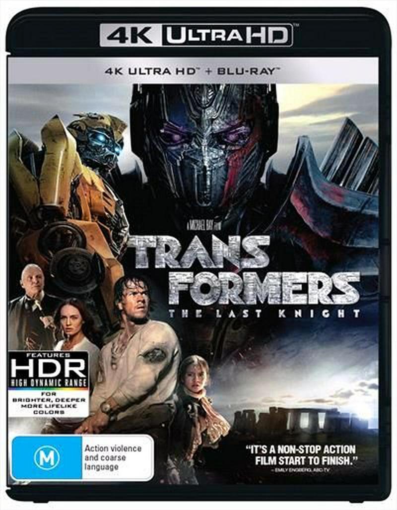 Transformers - The Last Knight | UHD