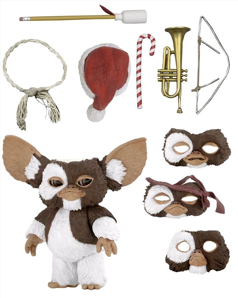 """Gremlins - 7"""" Scale Ultimate Gizmo Action Figure 