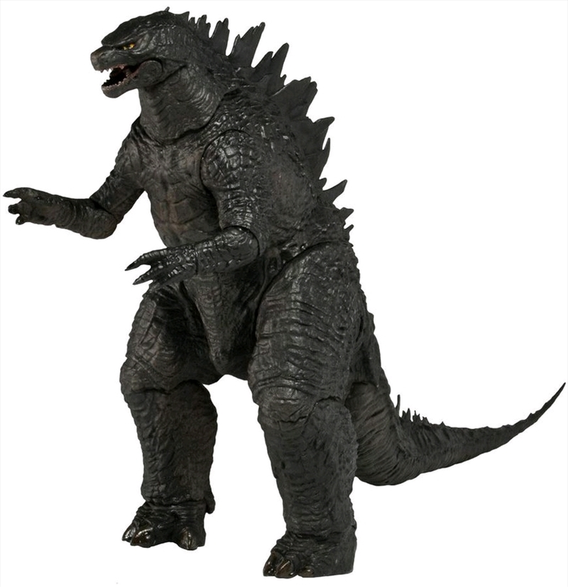 "Godzilla - 2014 Godzilla 12"" Head to Tail Action Figure 