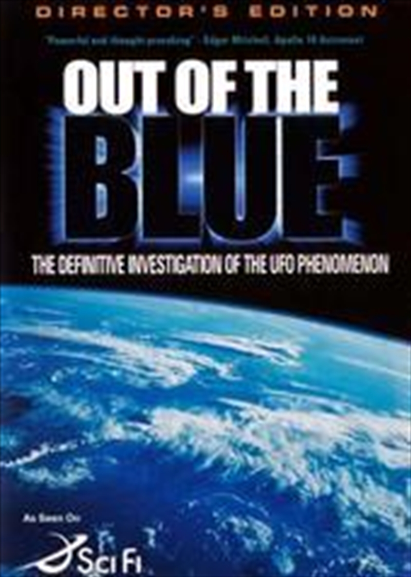 Out Of The Blue - Director's Edition | DVD