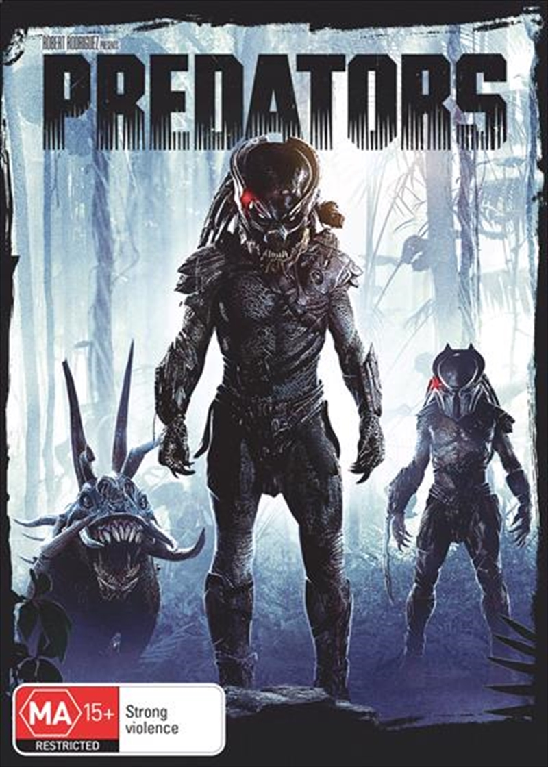 Predators | DVD