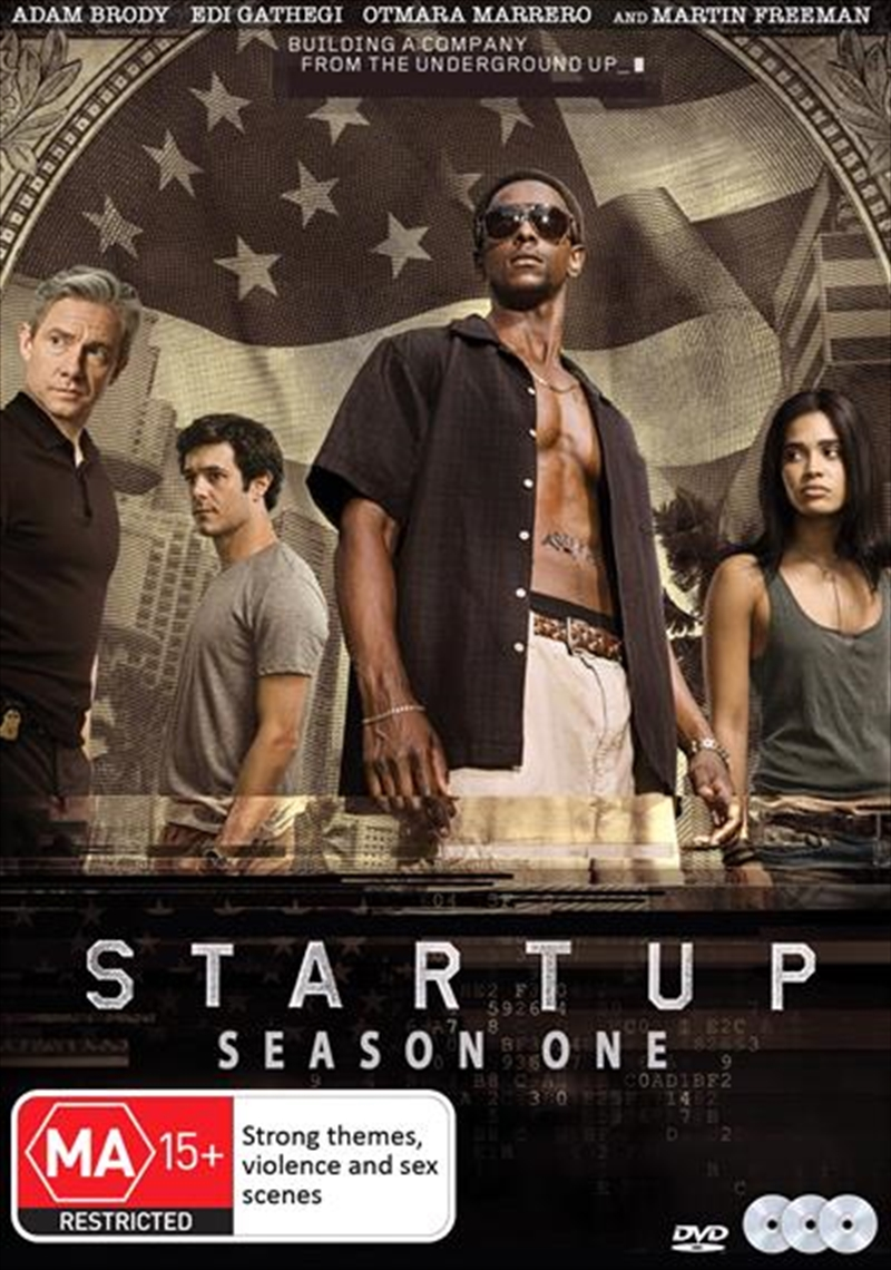 StartUp - Season 1 | DVD