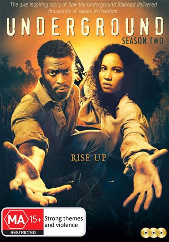 Underground - Season 2 | DVD