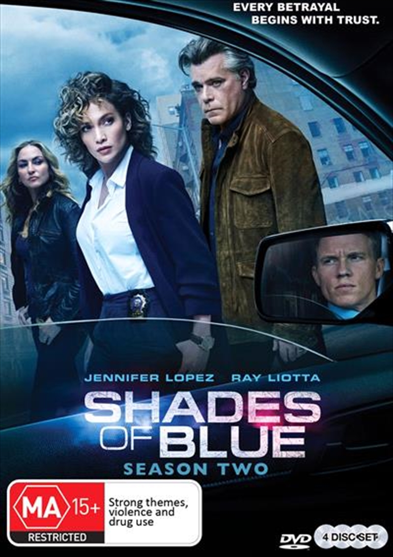 Shades Of Blue - Season 2 | DVD