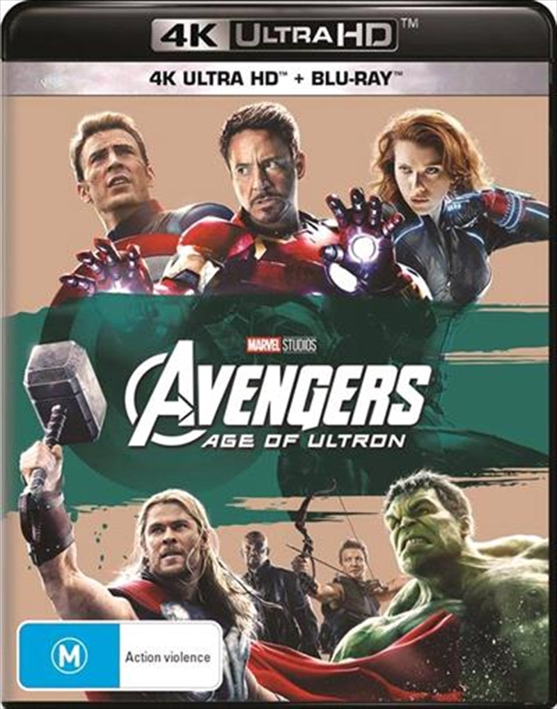 Avengers - Age Of Ultron | UHD
