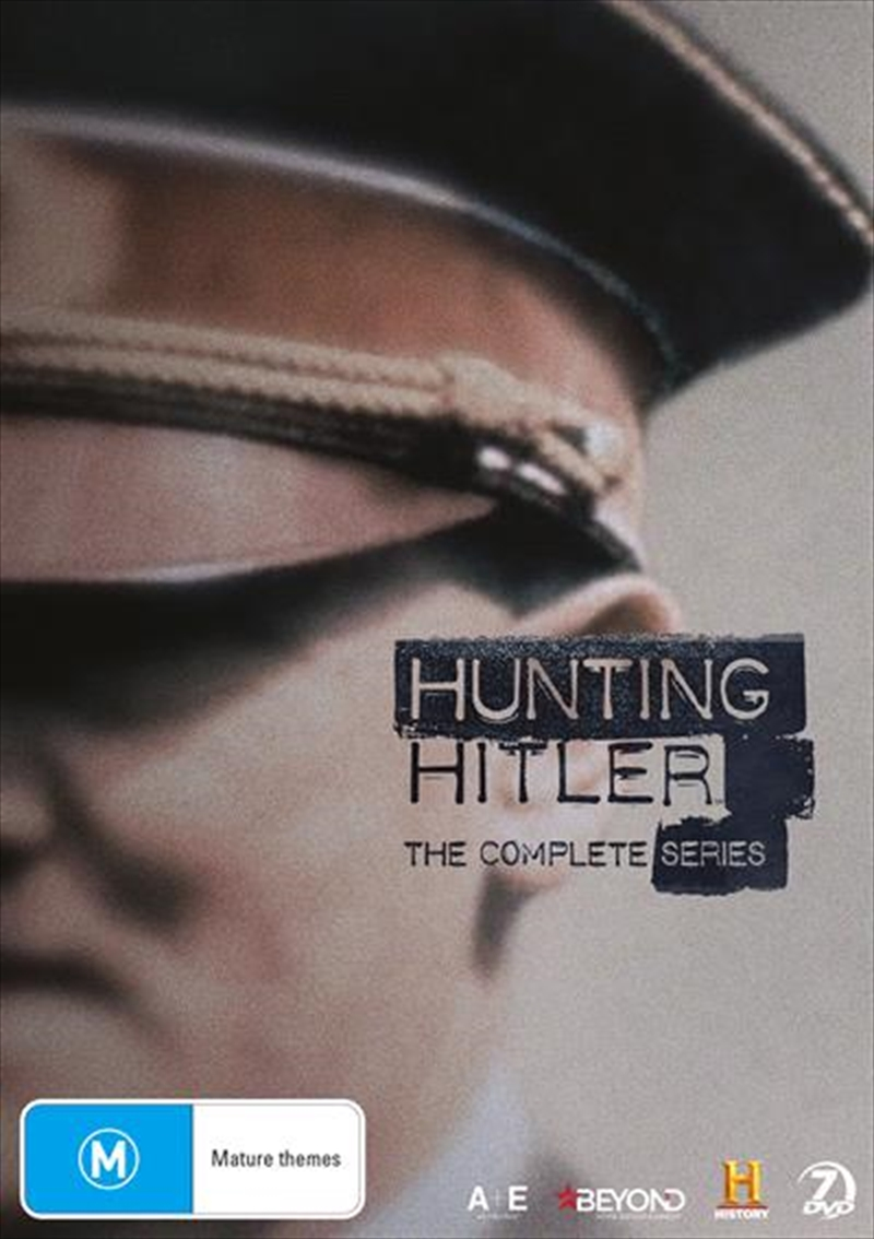 Hunting Hitler | Complete Series | DVD