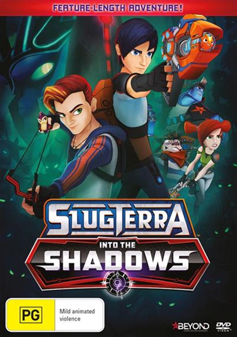 Slugterra - Into The Shadows | DVD
