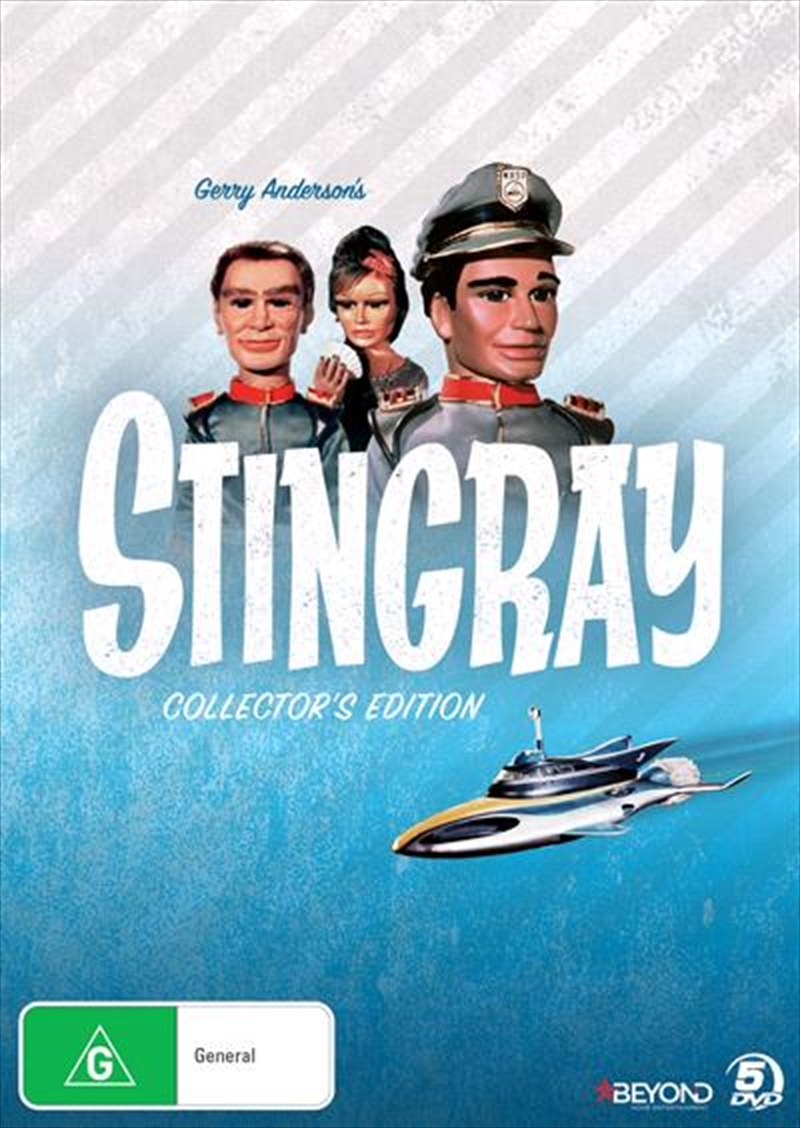 Stingray | Collector's Edition | DVD