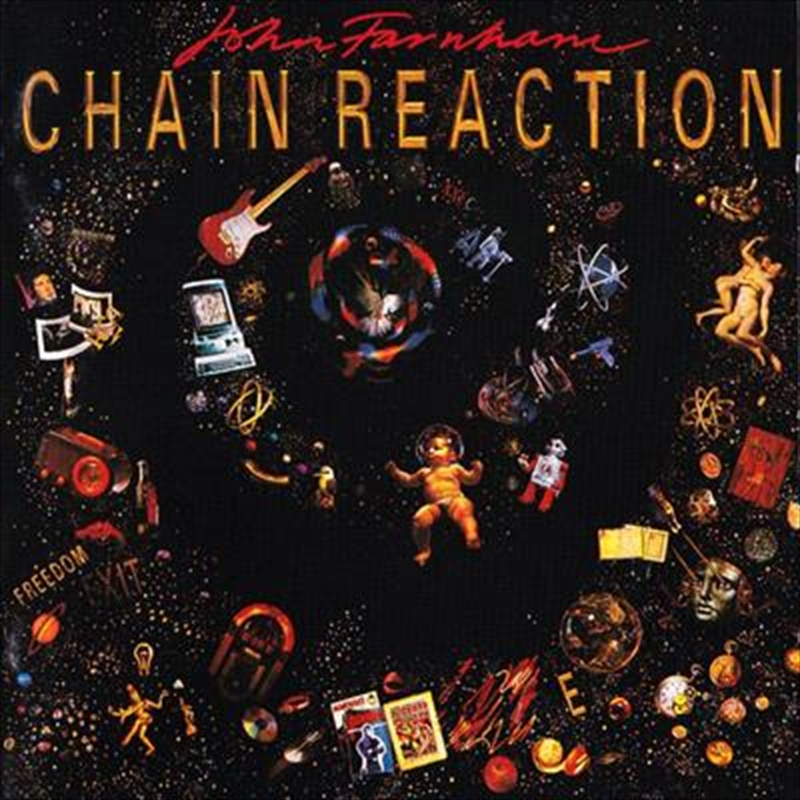 Chain Reaction - Gold Series | CD