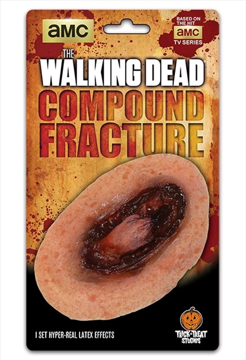 The Walking Dead - Compound Fracture Appliance Kit | Apparel