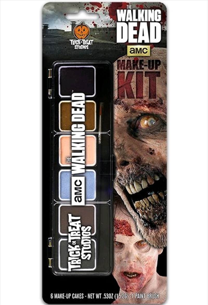 The Walking Dead - Make-up Kit | Apparel