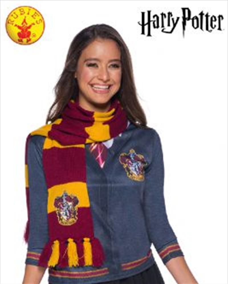 Gryffindor Deluxe Scarf Onesize | Apparel