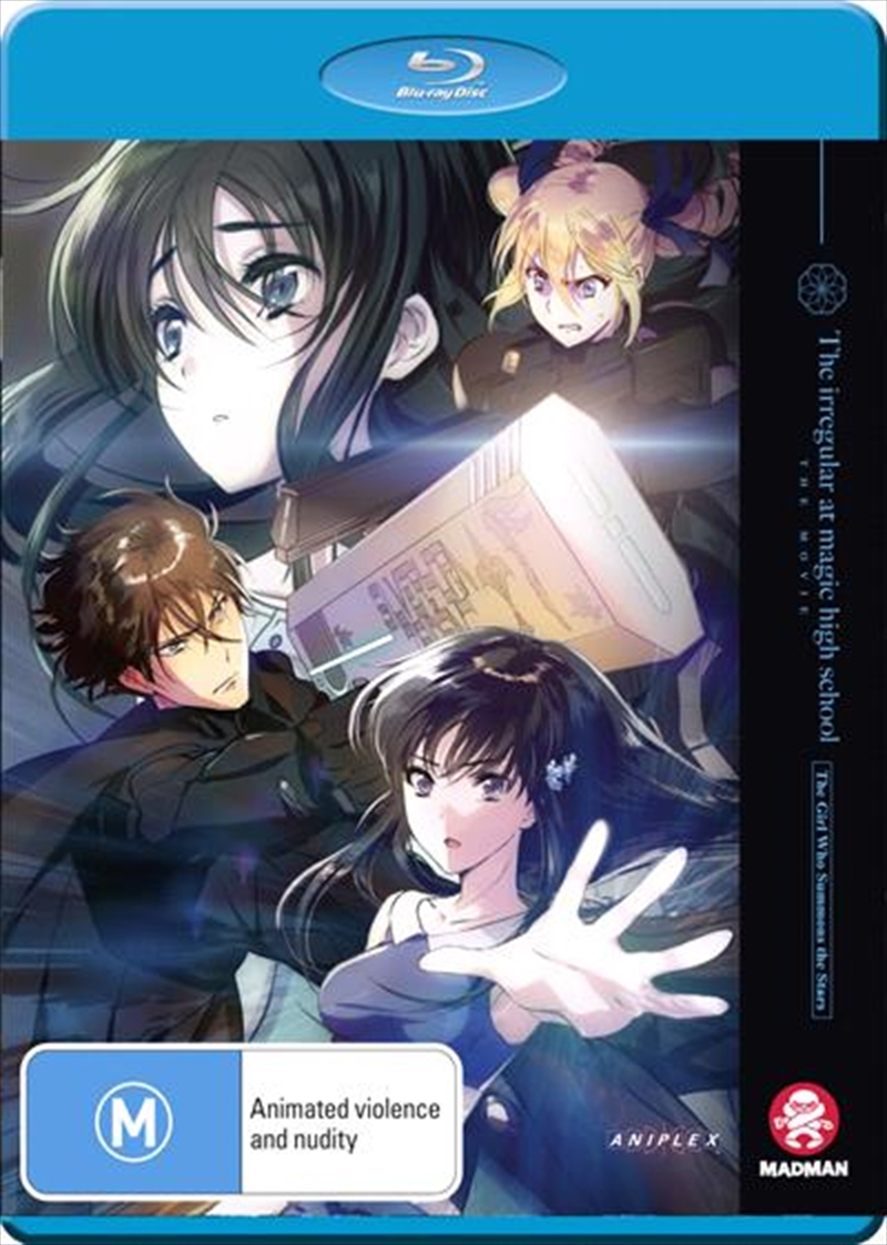 Irregular At Magic High School  - The Movie - The Girl Who Summons The Stars Subtitled Edition, Th | Blu-ray