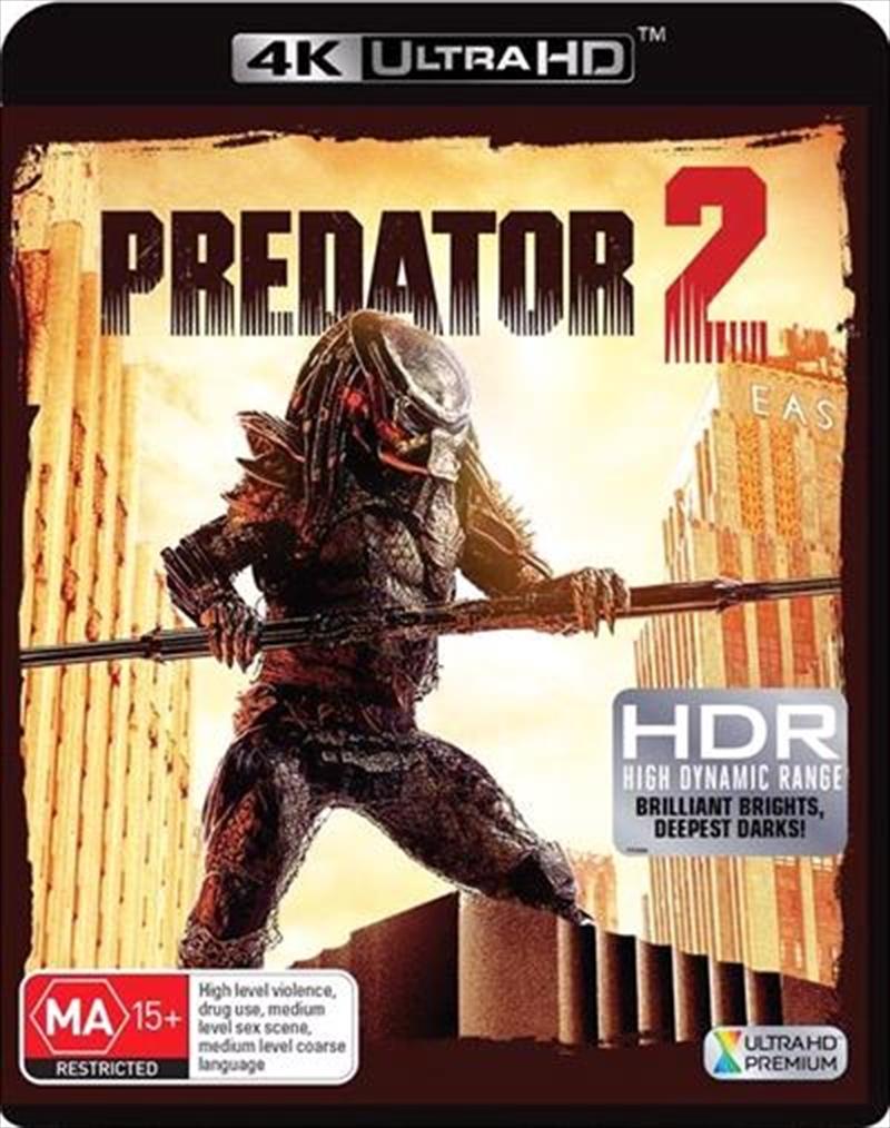 Predator 2 | UHD