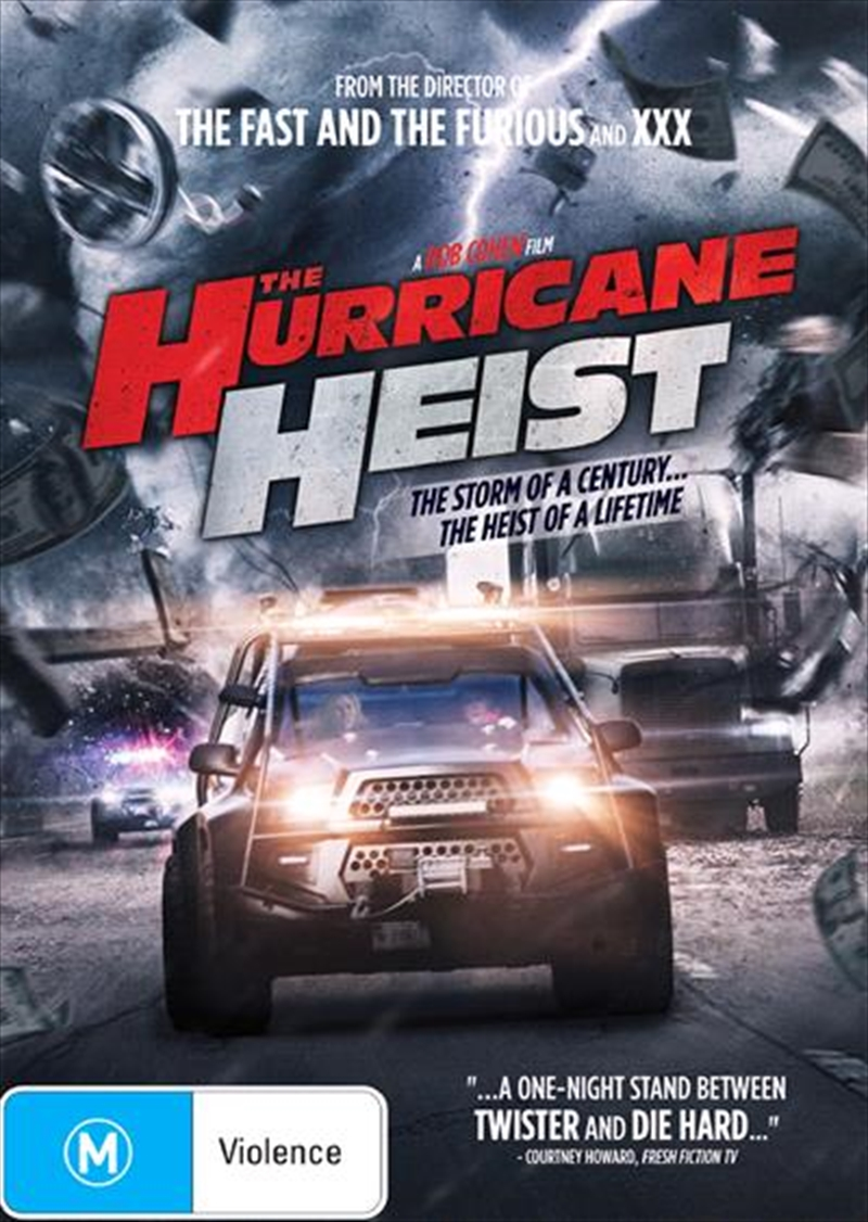 Hurricane Heist, The | DVD