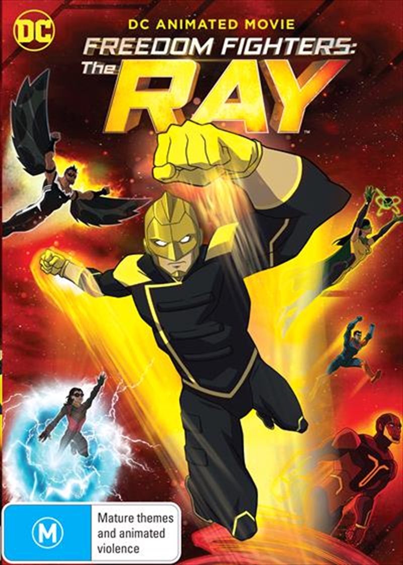 Freedom Fighters - The Ray | DVD