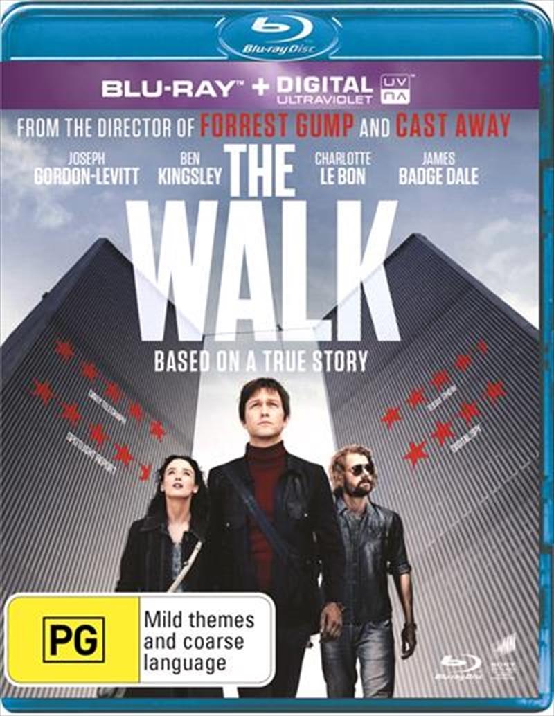Walk, The | Blu-ray