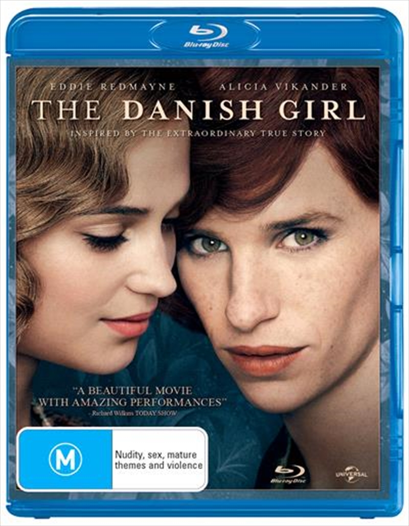 Danish Girl, The | Blu-ray