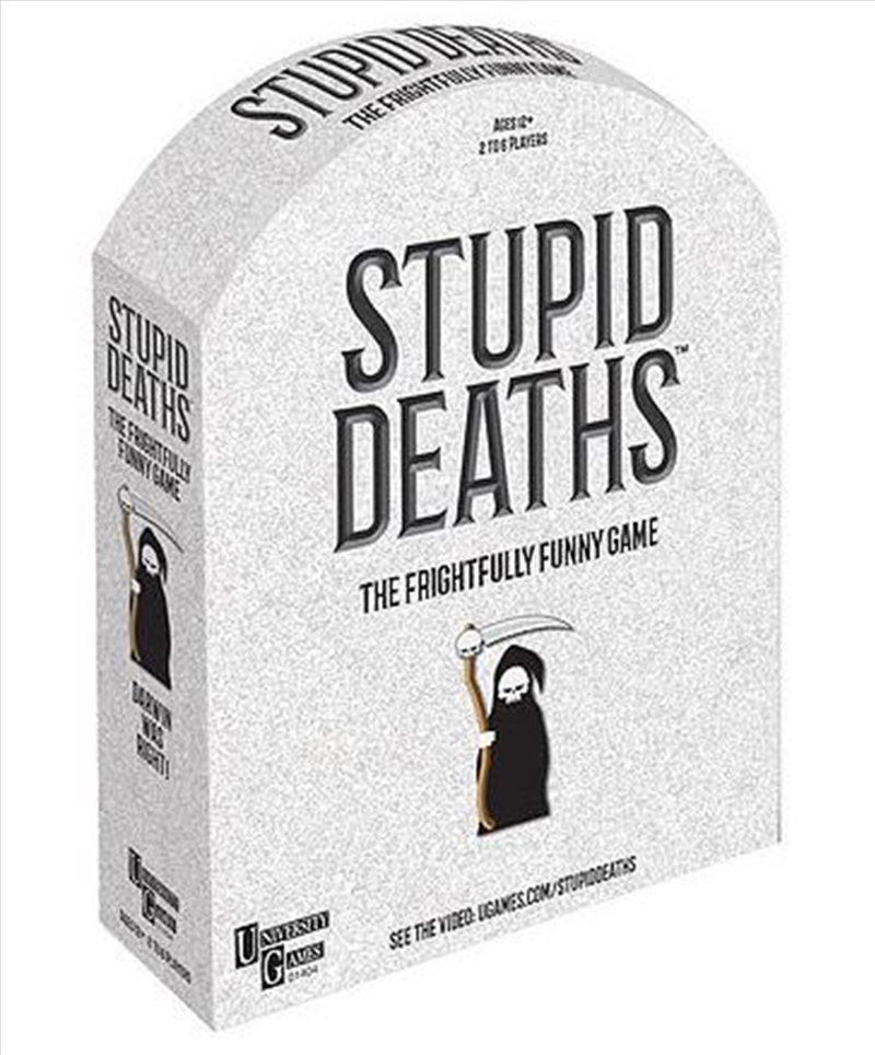 Stupid Deaths | Merchandise