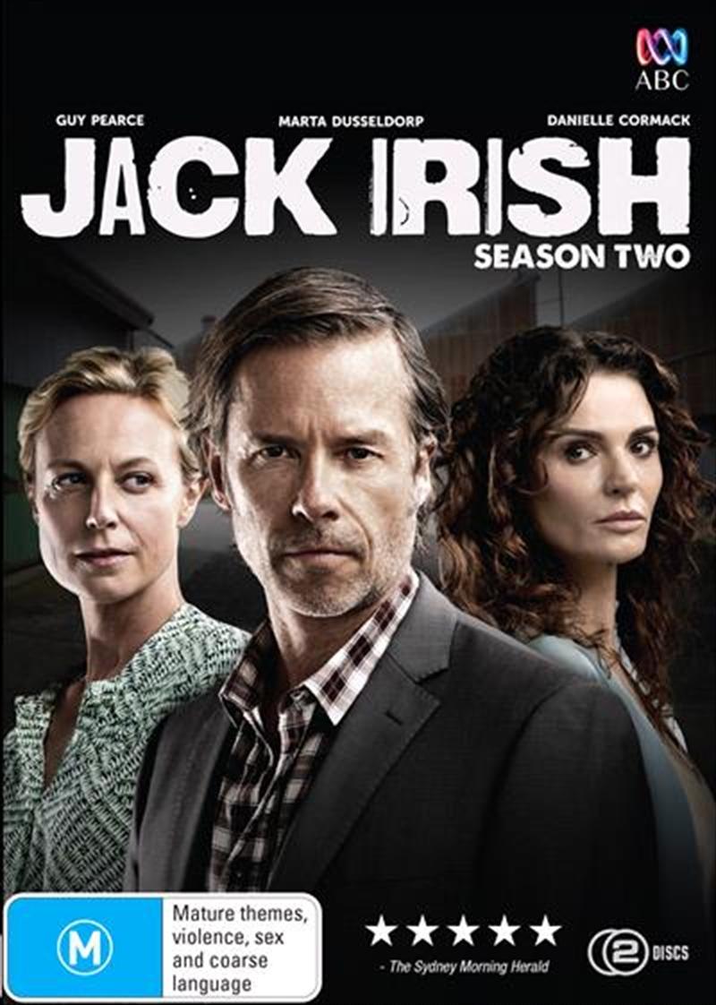 Jack Irish - Season 2 | DVD