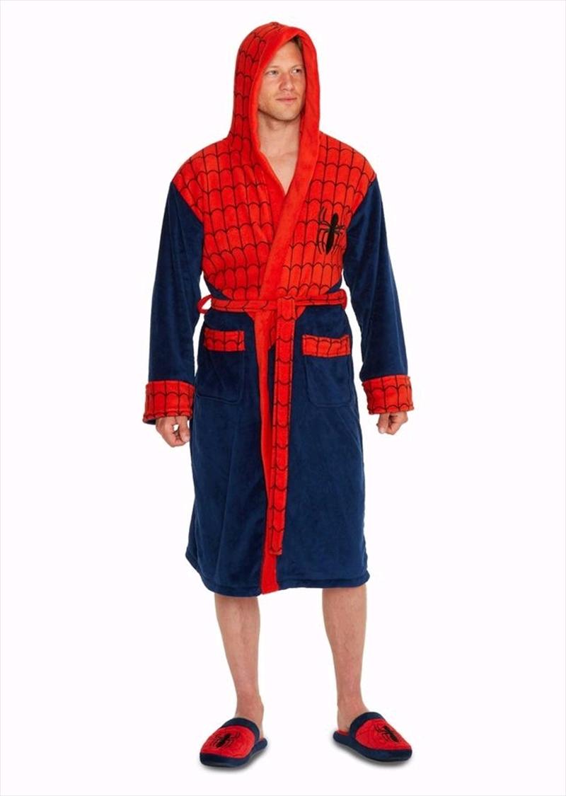 Spider-Man - Fleece Bathrobe | Miscellaneous