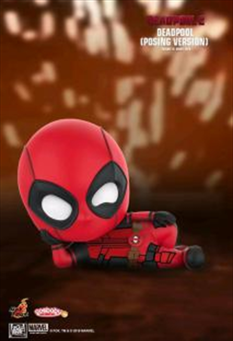 Deadpool Posing | Merchandise