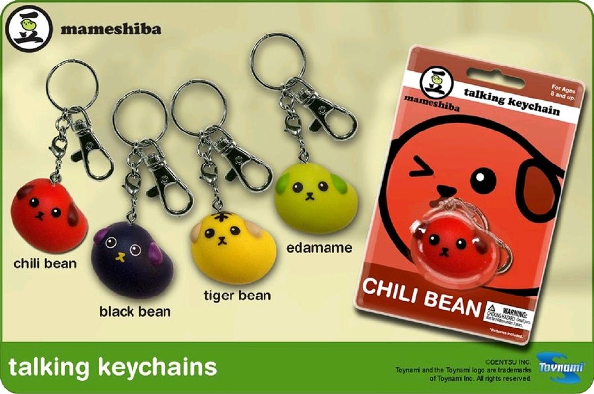 Mameshiba - Talking Keychain Assorted | Accessories