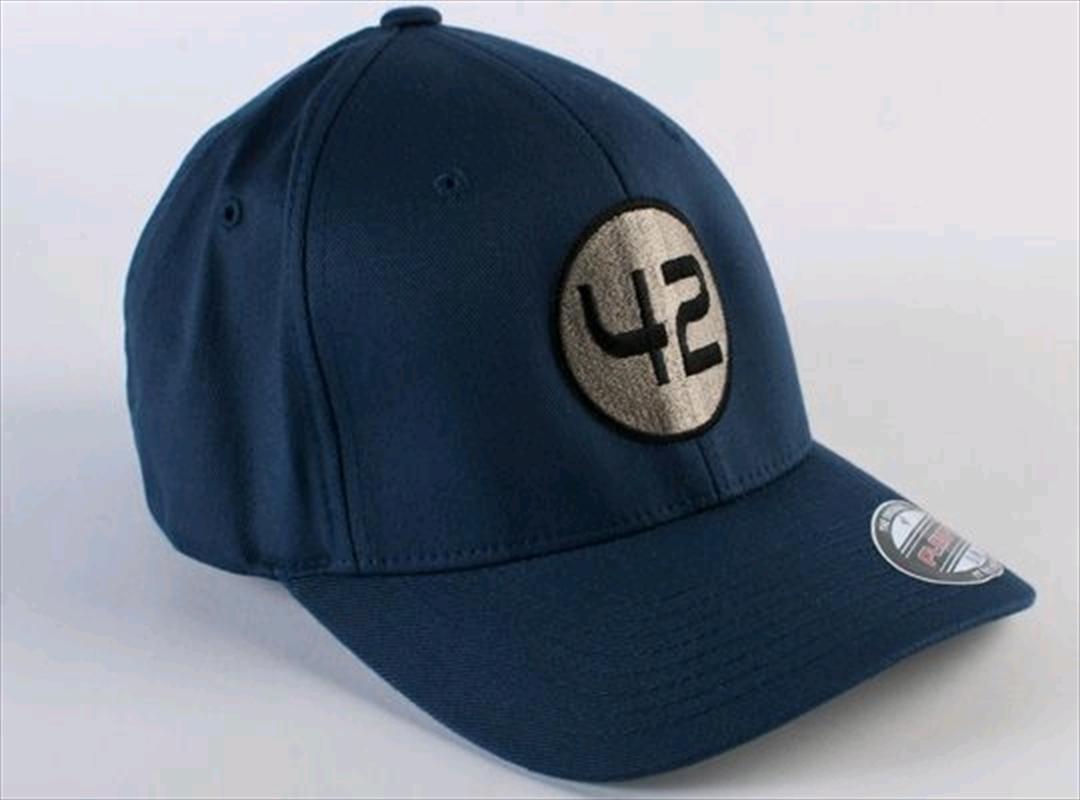 J!nx - 42 Flexfit Hat Navy S M | Apparel