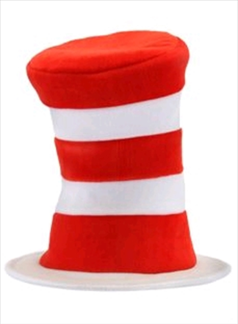 Dr Seuss - Cat in the Hat Velboa Hat | Apparel