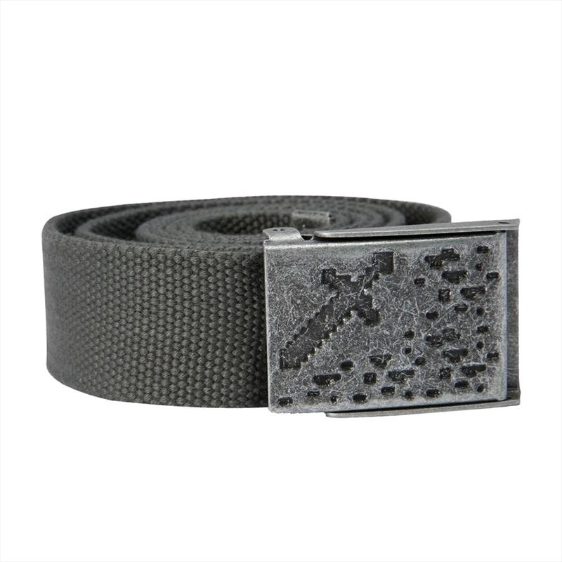 Minecraft - Ironsword Grey Belt L/XL   Apparel