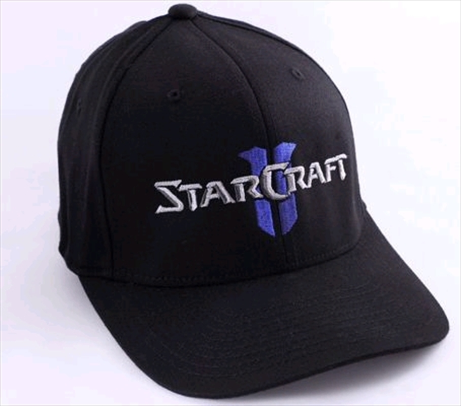 StarCraft 2 - Logo Flexfit Hat (S/M) | Apparel