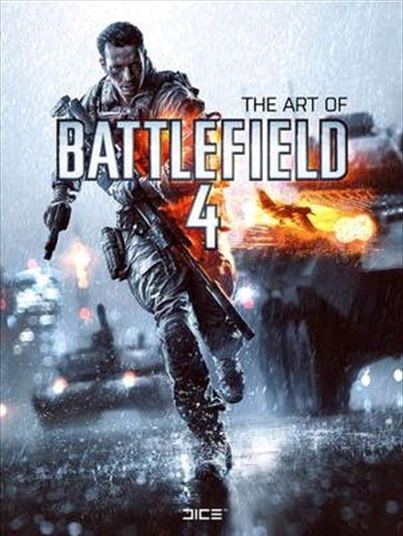 Battlefield 4 - The Art of Battlefield 4 Hardcover Book | Books