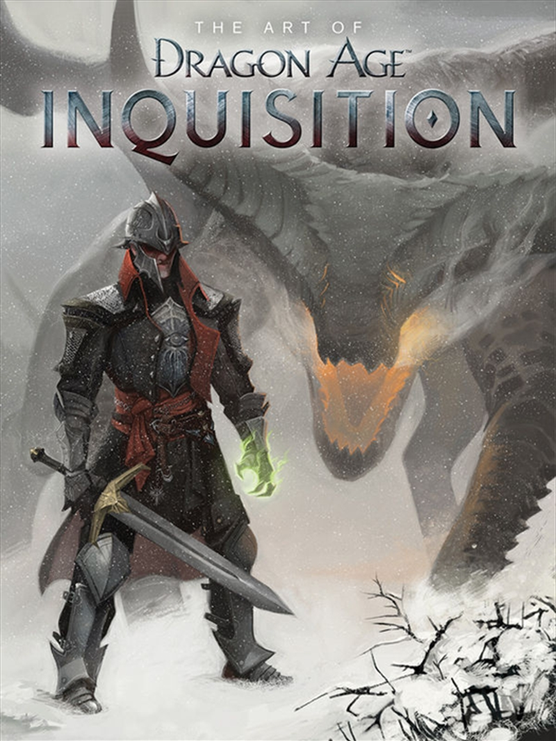 Dragon Age - The Art of Dragon Age Inquisition Book | Books