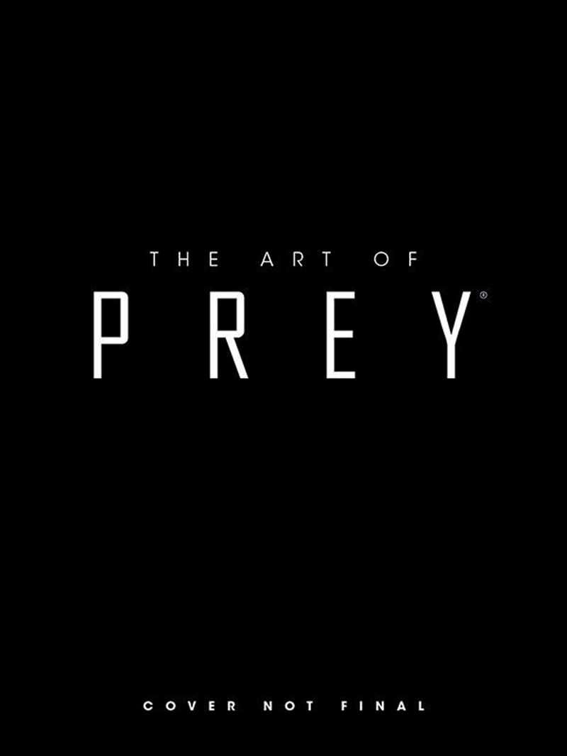 Prey - The Art of Prey HC Book | Books