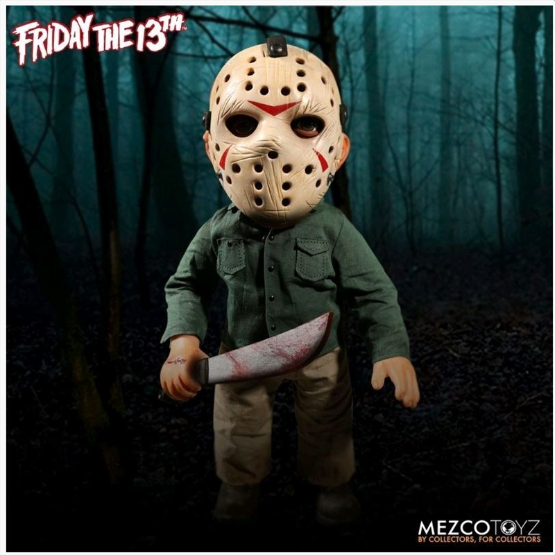 """Friday the 13th - Jason 15"""" Mega Action Figure with Sound 