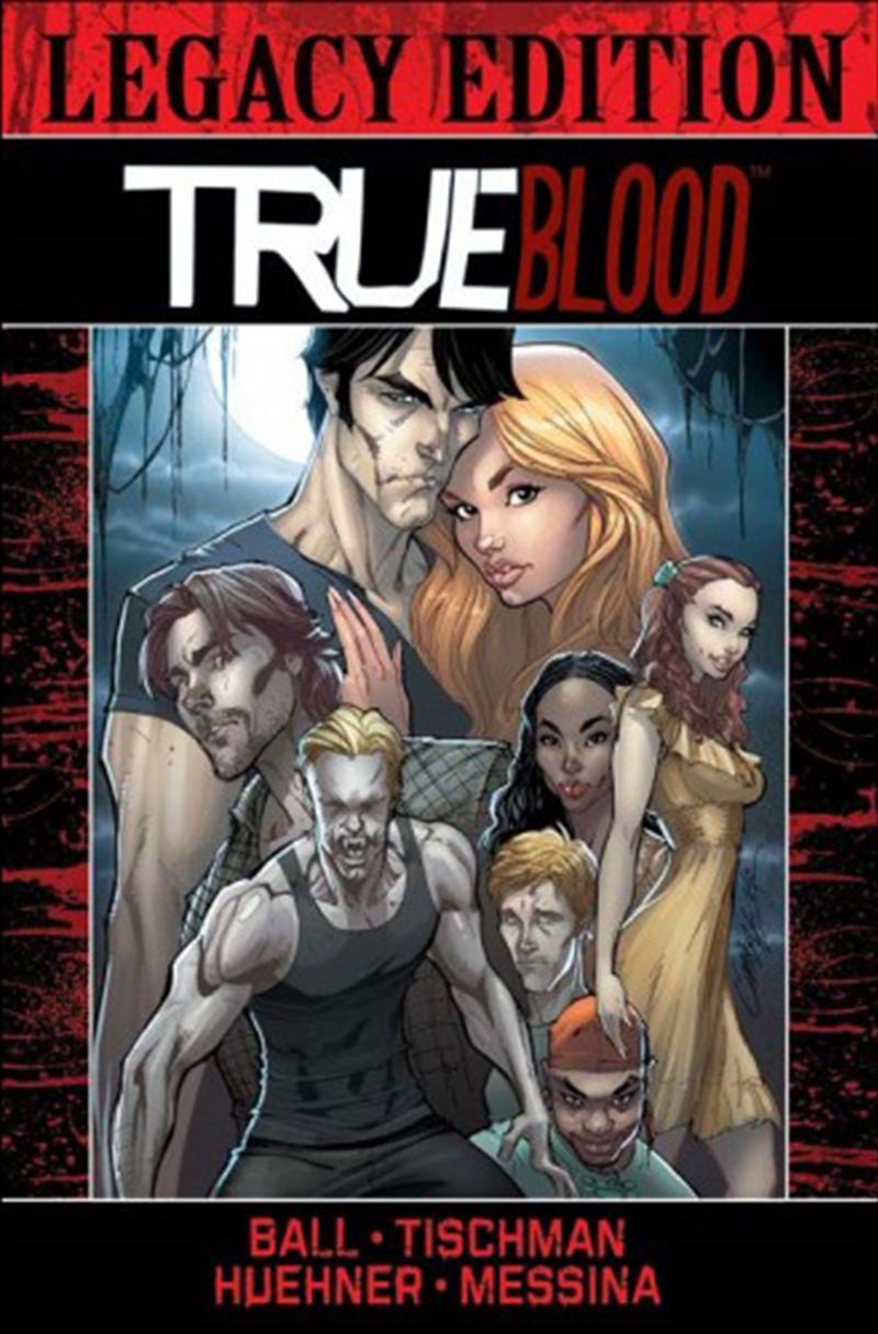 True Blood - Comic Legacy Edition #1 (Regular)   Books