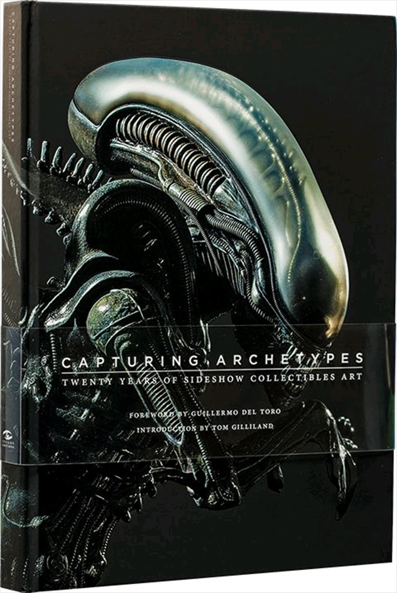 Sideshow: Capturing Archetypes - Hardcover Art Book | Books
