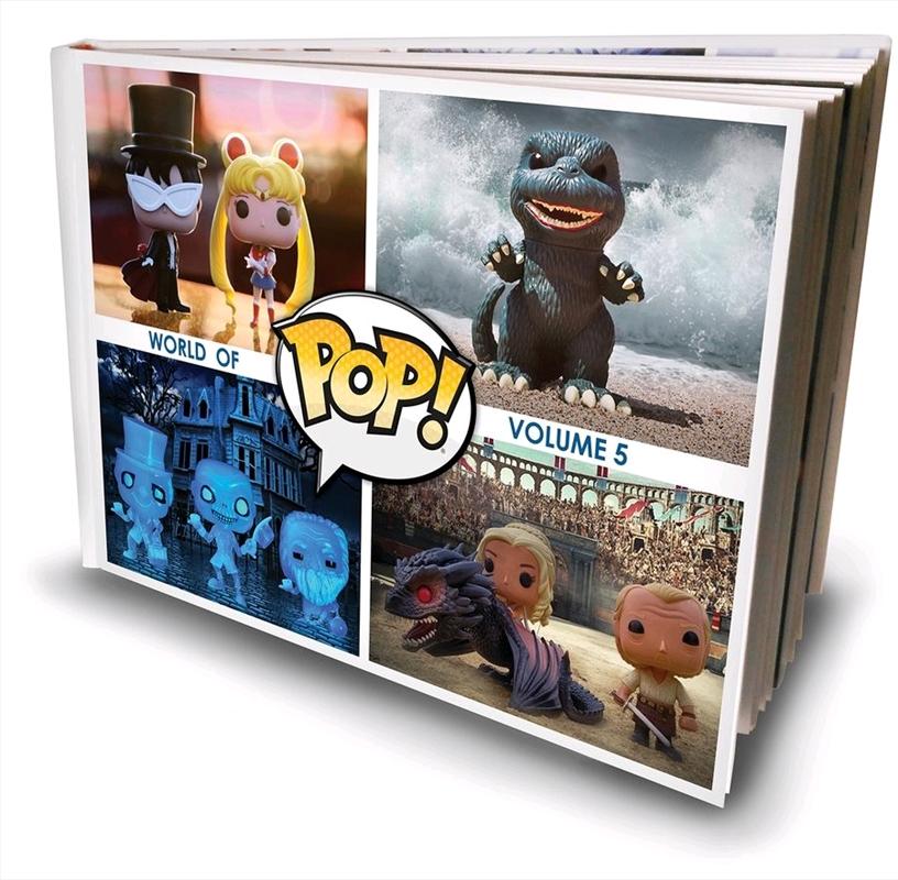 World of Pop! - Volume 5 Pop! Vinyl Photo Book | Books