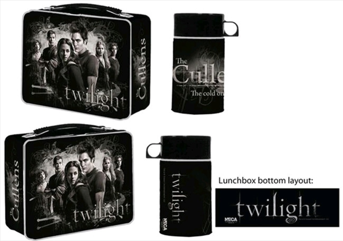 Twilight - Lunchbox Bella & Cullens | Lunchbox