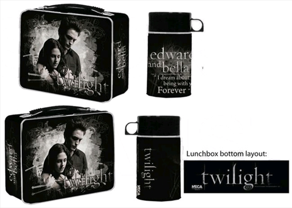 Twilight - Lunchbox Edward & Bella | Lunchbox