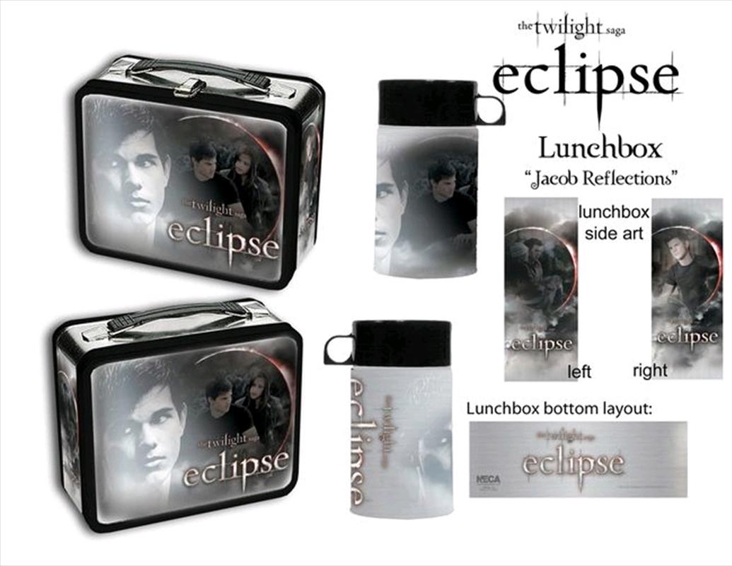 The Twilight Saga: Eclipse - Lunchbox & Flask Jacob Reflections   Lunchbox