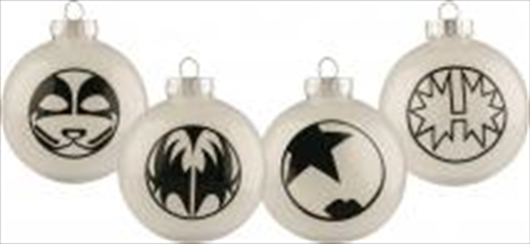 Kiss - Bauble Set | Collectable