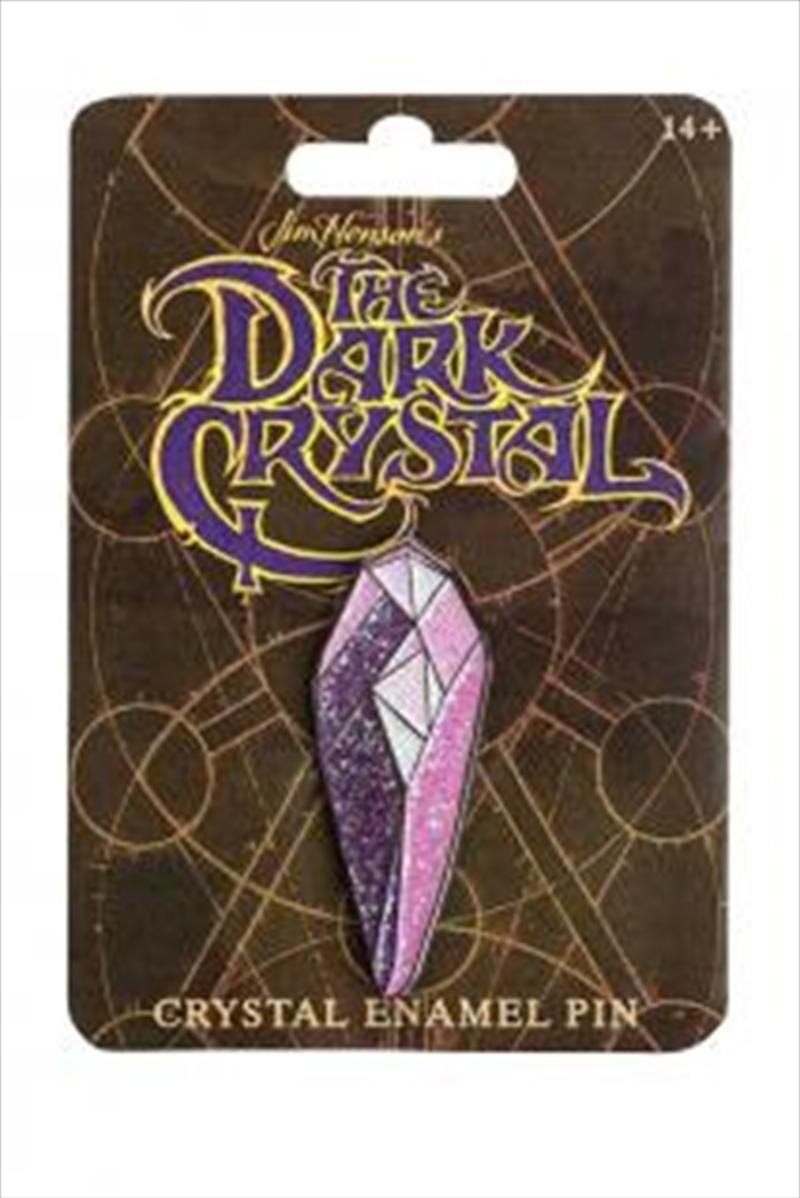 Dark Crystal - Crystal Enamel Pin | Merchandise