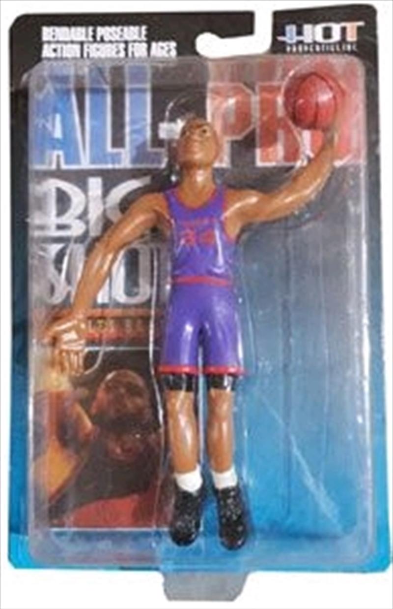 NBA - Charles Barkley Bendable Figure | Merchandise