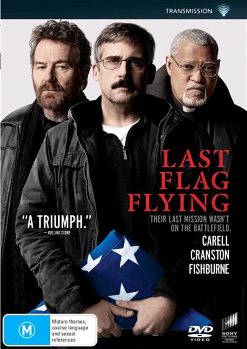 Last Flag Flying | DVD