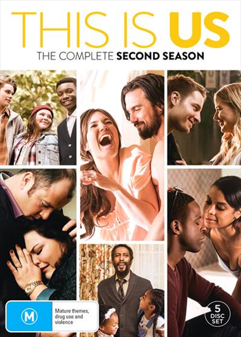 This Is Us - Season 2 | DVD