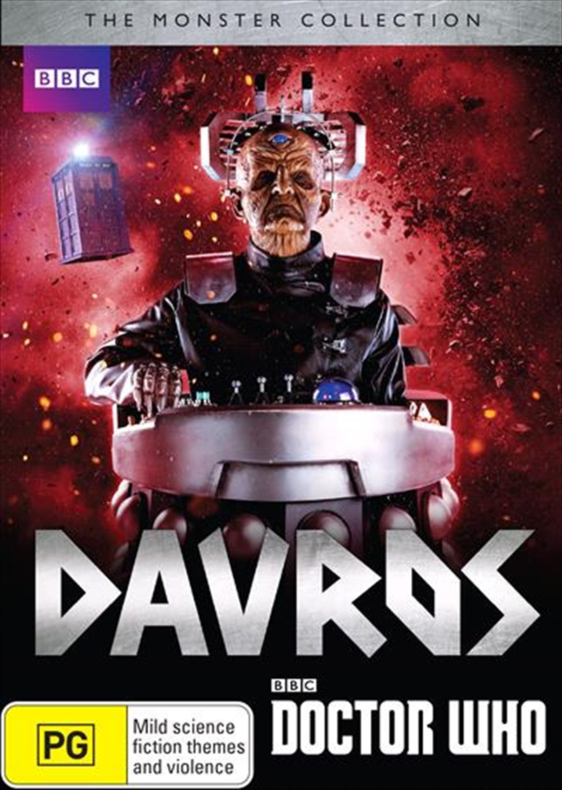 Doctor Who - Davros | The Monster Collection | DVD
