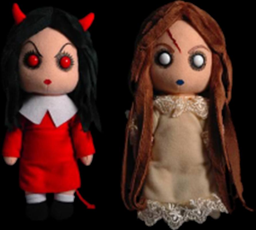 Living Dead Dolls - Plush Series 2 Assortment   Toy