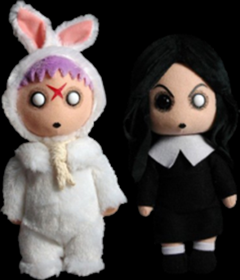 Living Dead Dolls - Series 01 Plush Assortment | Toy
