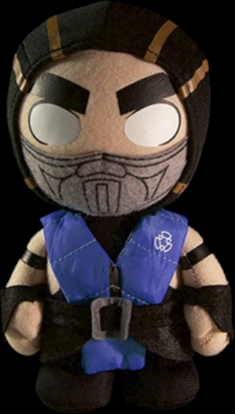 "Mortal Kombat - Sub-Zero 8"" Plush 